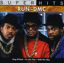 Run DMC, Run-D.M.C. - Super Hits [New CD]