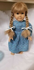 American Girl Pleasant Company White Body Kirsten Doll Tinsel Hair Free Shipping