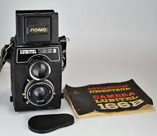 EXPORT USSR LOMO Lubitel 166B (LUBITEL 166V) TLR MEDIUM FORMAT, CLEANED (8)