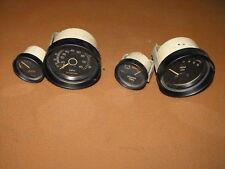 DJ1C8265 Used Medallion Gauges RPM, MPH, Power Trim, Volts