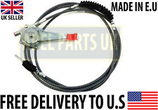More details for jcb parts - 3cx throttle cable assy. made in e.u for jcb (part no. 910/48800)