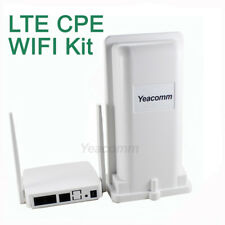 Yeacomm YF-P11K CAT4 150M Outdoor 3G 4G LTE CPE Router B28 with WIFI Hotspot
