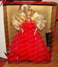 Elegant Evening Flame Barbie (by Mattel, 1865) Certificate no. 5183 (1991)