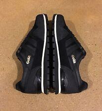 Gola Classics Ridgerunner II Size 9 US Black Trail Running Hiking Shoes Sneakers