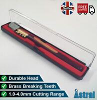 Diamond Tip Glass Cutter | Slice Cut Score | Window Mirror Tile Glazing | UK