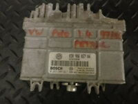 1999 VW POLO 1.4 PETROL ENGINE CONTROL ECU 030906027AA / 0261204617