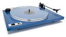 U-TURN ORBIT PLUS TURNTABLE - BLUE - ORTOFON OM5E PHONO CARTRIDGE Authorized DLR