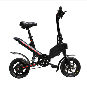 E5 eBike - Light Weight Folding Electric Commuter City Bicycle 350w 36v 25km/h