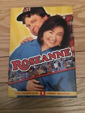 ROSEANNE - BOX SET - COMPLETE FIRST (1) SEASON - USED - FREE S/H (M5)