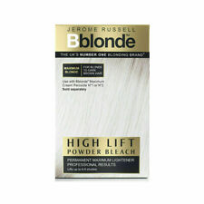 Jerome Russell Bblonde High Lift Powder Sachets 25g Each 1 2 or 4