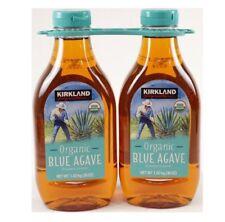 Kirkland Organic Blue Agave 36 Oz Bottles (2 Pack)