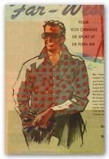 Retro Male II John Butler Art Print 12x8