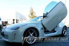 Fit Nissan 350Z 03-09 Lambo Style Vertical Doors VDI Bolt On Hinge Kit