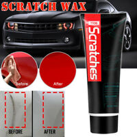 Car Scratch Repair Polishing Wax Cream 100ml