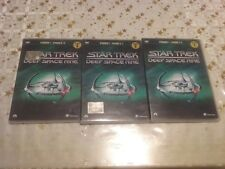 STAR TREK DEEP SPACE NINE Stagione 1 Completa - 3 DVD