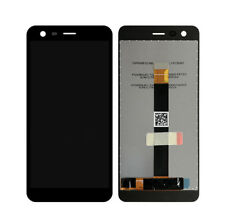 For 5'' Nokia 2 Nokia TA-1029 TA-1035 Black LCD Display Touch Screen Digitizer