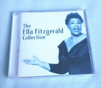The Collection : Ella Fitzgerald-1996 CD. New and sealed. Sound and music