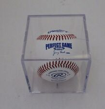 Baseball Holder Display Cube Used/Good Condition *Liquidation* Ball Not Included
