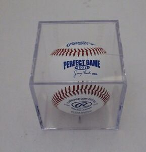 Baseball Cube Display Holder Used/Good Condition *Liquidation* Ball Not Included