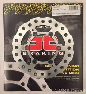 JT Brakes Self Cleaning FRONT Wavy Brake Disc Fits KAWASAKI KX80 (1984 to 1997)