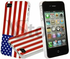 Cover Custodia Per iPhone 4/4G/4S/S Bandiera America USA Americana