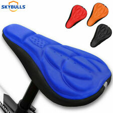 Skybulls Bike Bicycle Cycle Extra Comfort Gel Pad Cushion Cover for Saddle Seat