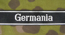 "Repro Elite ""Germania"" BeVo Cufftitle High Quality & MADE IN GERMANY!"