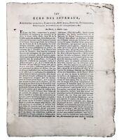 Besançon 1792 Carpentras Saint Sauveur Strasbourg Journal Révolution Française