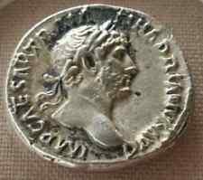 HADRIAN 117-138AD SILVER DENARIUS