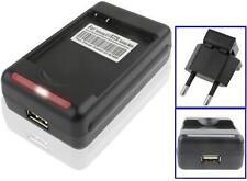 CARICA BATTERIA PER PILA LG OPTIMUS P990 2X FL-53HN DESKTOP USB 220V BASETTA