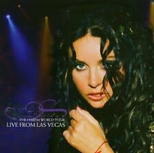 Sarah Brightman Harem world tour-Live from Las vegas (2004) [CD album]