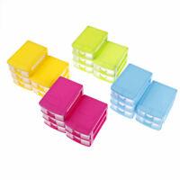 2 3 Layers Desktop Drawer Storage Box Sundries Case Small Objects Cosmetics YNFU