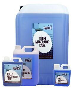 Toilet Macerator Descaler 1L to 20L Bathroom Saniflo Compatible Ranch
