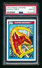 1990 Impel Marvel Universe Trading Cards 23