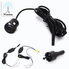 Wireless CCD Night Vision 170 Waterproof Car Rear View Reverse Backup Camera
