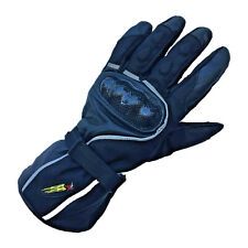 Motorbike Motorcycle Leather Textile Winter Summer Gloves All weather Gloves