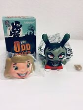 """Kidrobot Dunny-The Odd Ones (2016) """"Ghoulie Jill"""" by Scott Tolleson"""