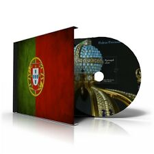 PORTUGAL STAMP ALBUM PAGES CD 1853-2010 (582 color illustrated pages)