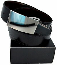 Cintura Uomo Calvin Klein Nero Belt Men Black 105/120