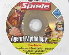 Age of Mythology für PC Deutsch Nachfolger von Age of Empires 2