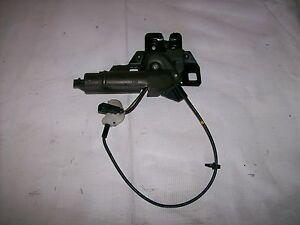 1996-2002 CADILLAC SEVILLE ELDORADO TRUNK LATCH LOCK OPENER ACTUATOR 16629762