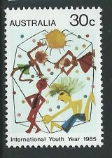 AUSTRALIA SG963 1985 YOUTH YEAR  MNH