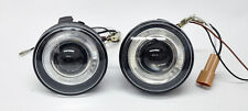Dodge Dakota Durango 01-04 Halo Angel Eye Projector Fog Lights - Clear