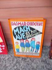 Mach auf, es hat geklingelt, von Dagmar Chidolue, aus dem Beltz & Gelberg Verlag