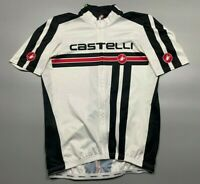 Castelli men's cycling jersey XL