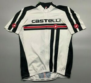 Castelli men's cycling jersey XL