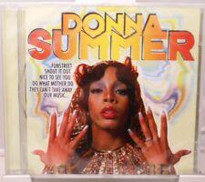 Donna Summer + CD + Funstreet + Tolles Album mit 9 starken Songs +