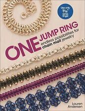 One Jump Ring: Endless Possibilities for Chain Mail Jewelry 2017