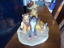 Royal Doulton Disney Showcase Collection Circle of Life Limited Ed Figurine Nib
