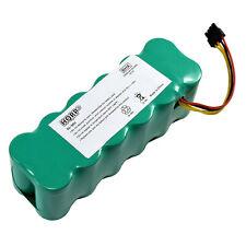 HQRP 14.4V Ni-Mh Battery for Ariete Briciola 2711 2712 2713 2717 Evolution 2.0